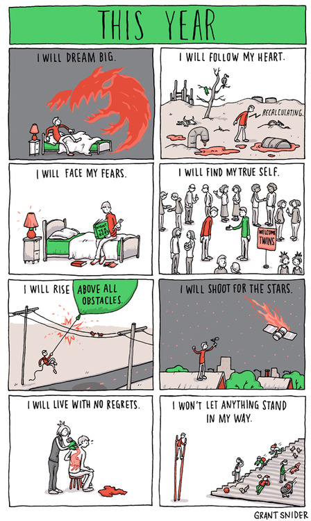 New Year, resolution, 2013, Grant Snider